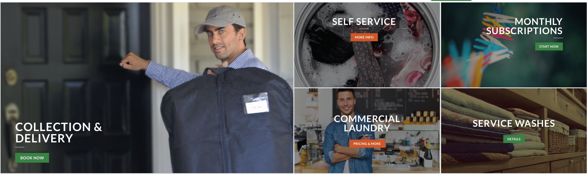 The Clean Bean Launderette & Dry Cleaners