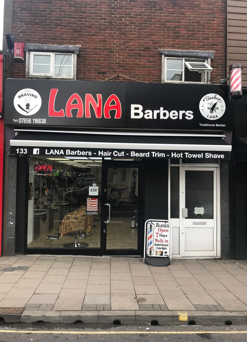 Lana Barbers