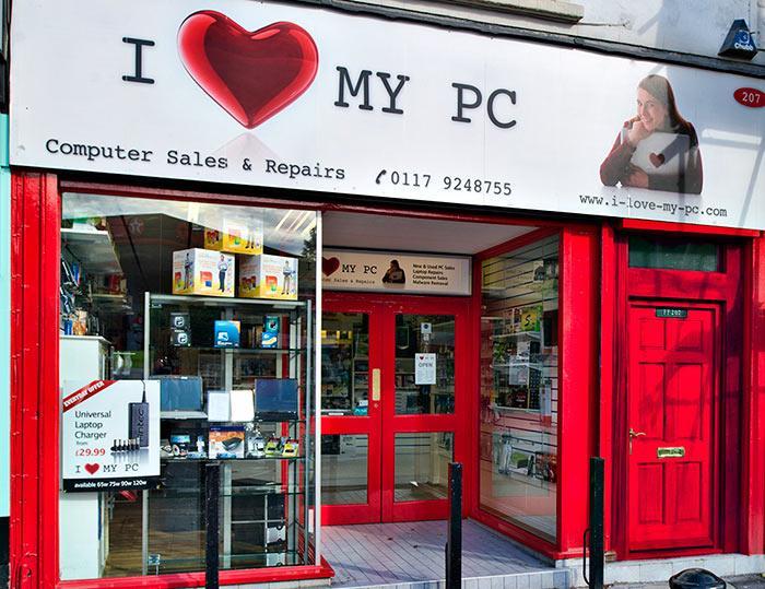 I Love My PC