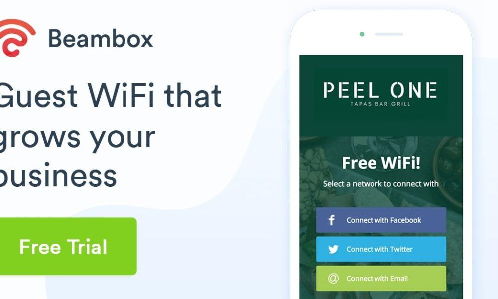 Grow your business with guest wifi