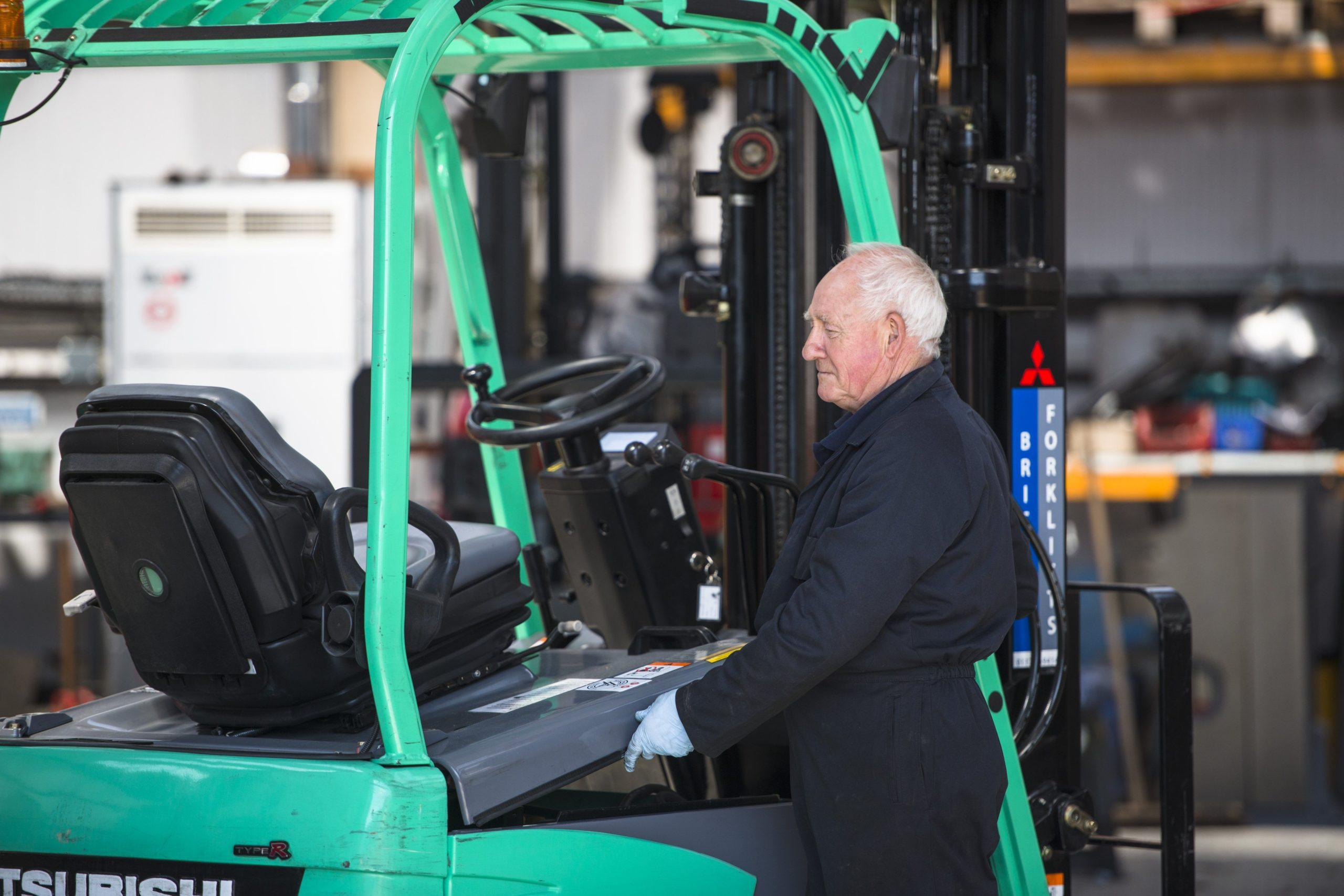 Bristol Forklifts