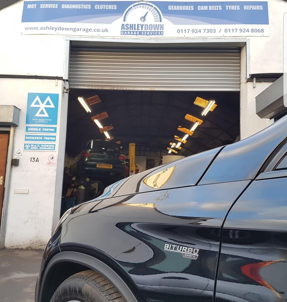 Ashley Down Garage Services