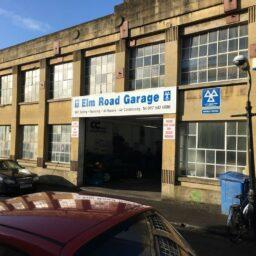 Elm Road Garage