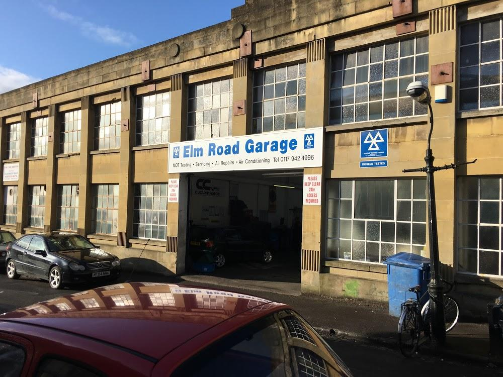 Elm Road Garage