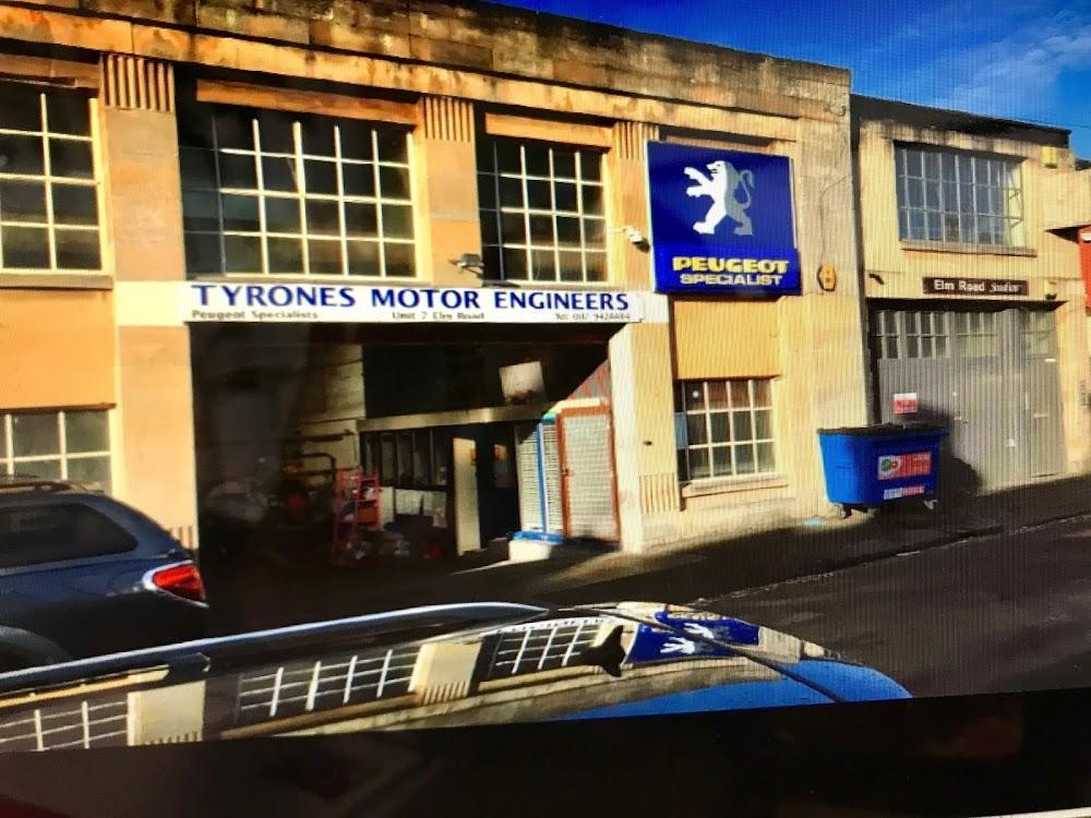 Tyrone's Motor Engineers