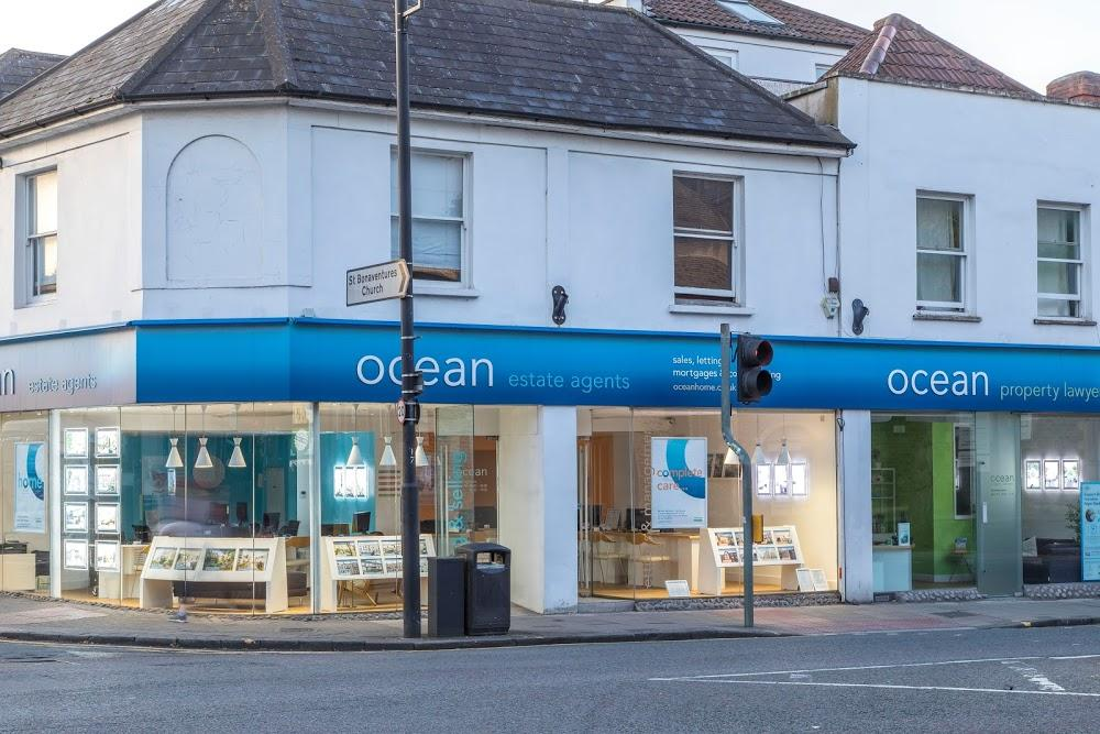 Ocean estate agents, Bishopston
