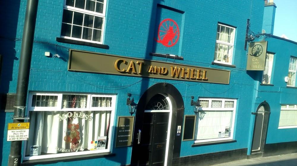 Cat & Wheel