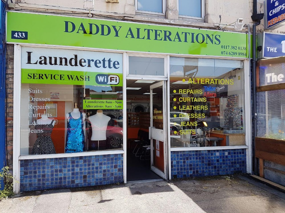 Daddy Alterations